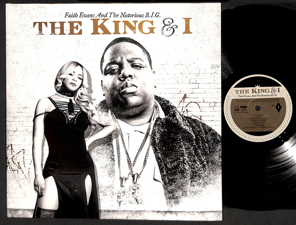 faith evans and the notorious b i g king amp i prolific music